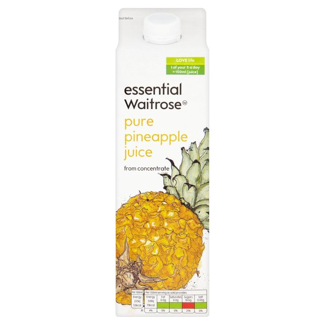 Pineapple Juice essential Waitrose