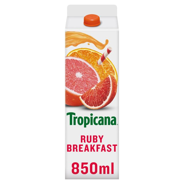 Tropicana Ruby Breakfast Juice