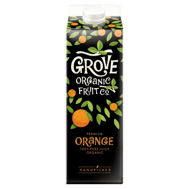 Grove Organic Fruit Co. Orange Juice