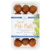 Mr Freed's Dairy Free Fish Balls Fried
