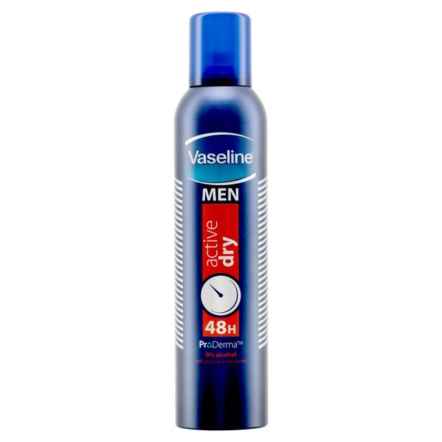 Vaseline Men Spray Anti-Perspirant Deodorant