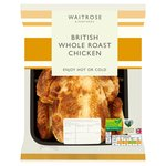 Waitrose British Roast Chicken