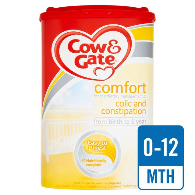 Cow & Gate Comfort Milk Powder