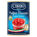 Cirio Tuscan Chopped Tomatoes