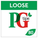 PG tips Loose Tea 80 Cups