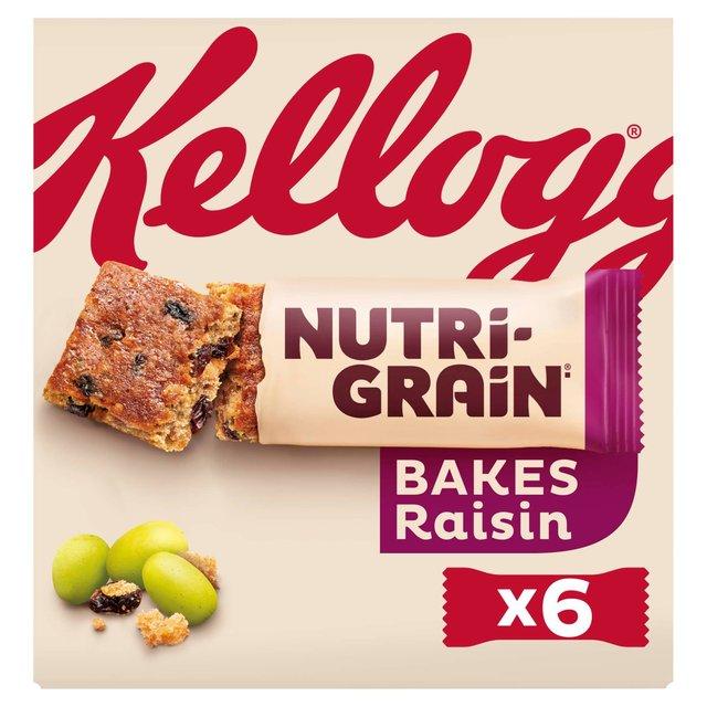 Nutri Grain Elevenses Kellogg's Nutri-grain