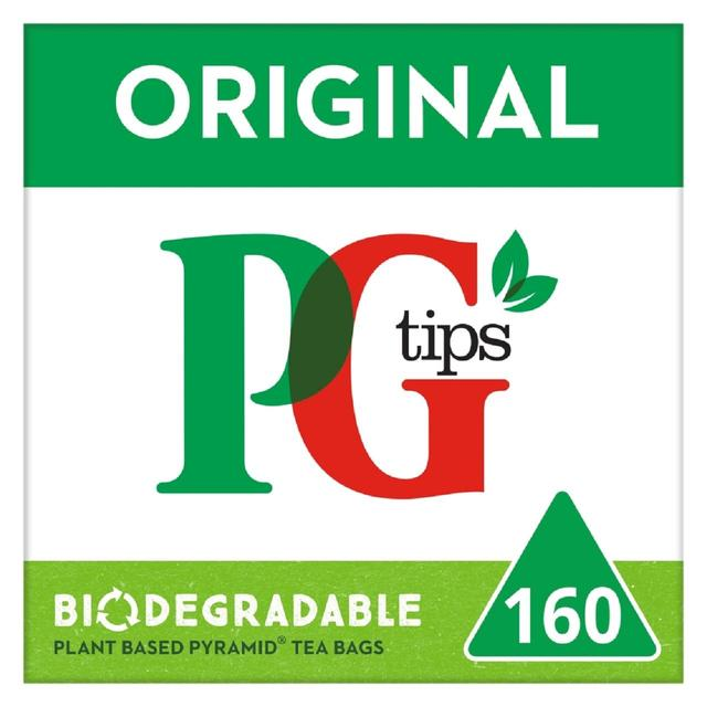 PG tips Pyramid Teabags
