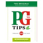 PG Tips Original Tea Bags 240