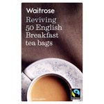 Waitrose English Breakfast Tea Bags