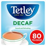 Tetley Decaffeinated Tea Bags