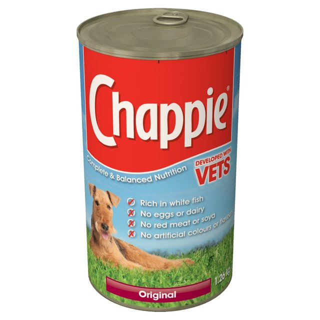 Chappie Dog Tin Original