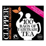 Clipper Fairtrade Everyday Tea Bags