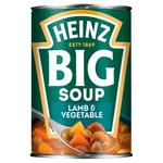 Heinz Lamb & Vegetable Big Soup