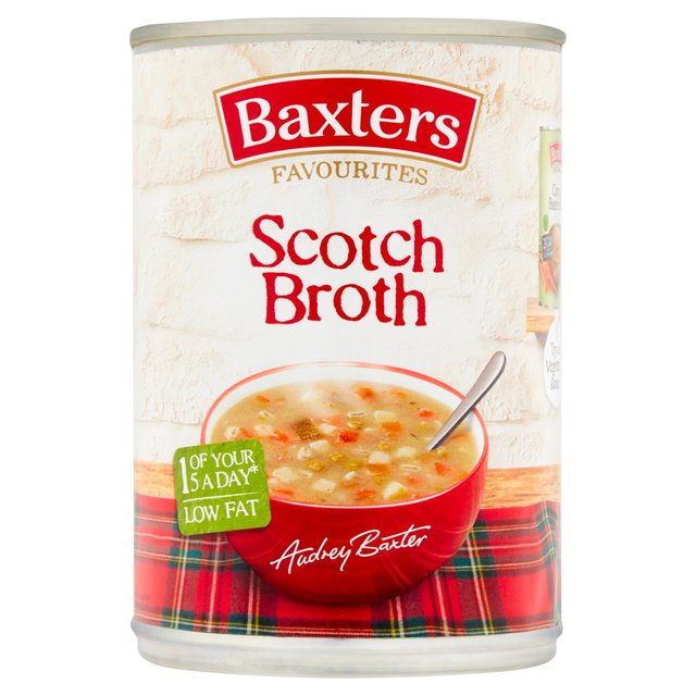 Baxters Favourites Scotch Broth Soup 415g from Ocado