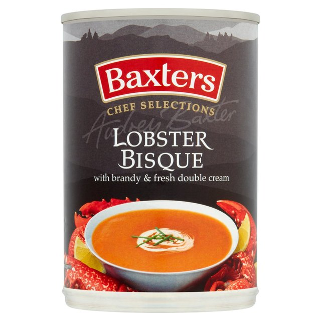 Baxters Luxury Lobster Bisque Soup 415g from Ocado