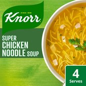 Knorr Super Chicken Noodle Soup