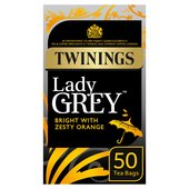 Twinings Lady Grey Orange Tea Bags