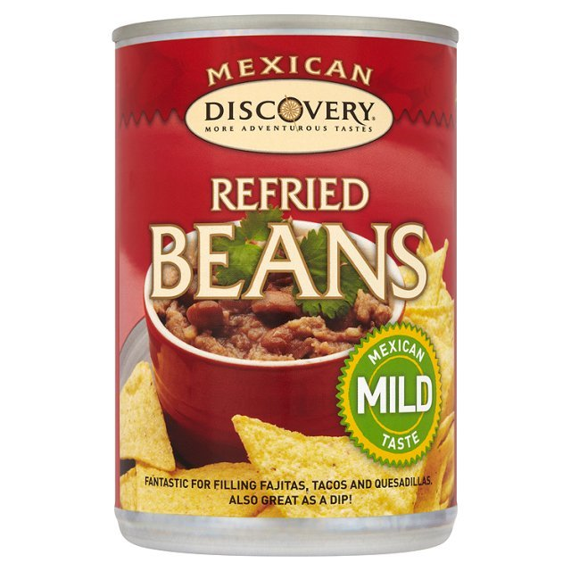 Discovery Refried Beans