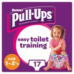 Huggies Pull-Ups Girls Medium