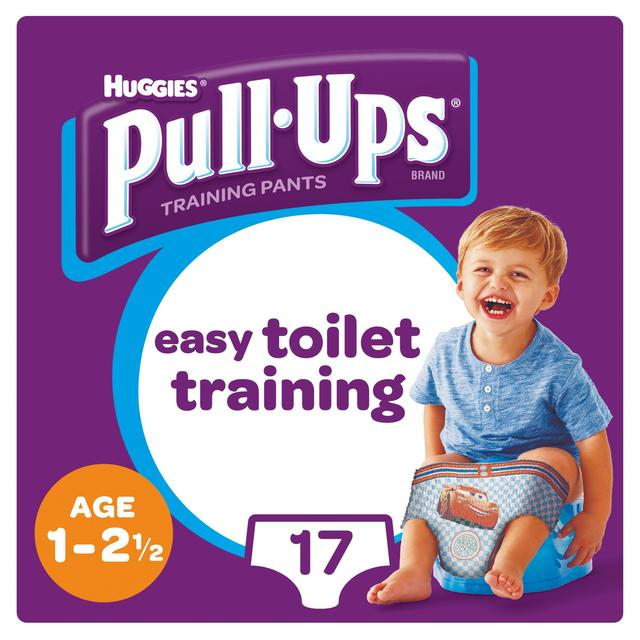 Huggies Pull-Ups Boys Medium