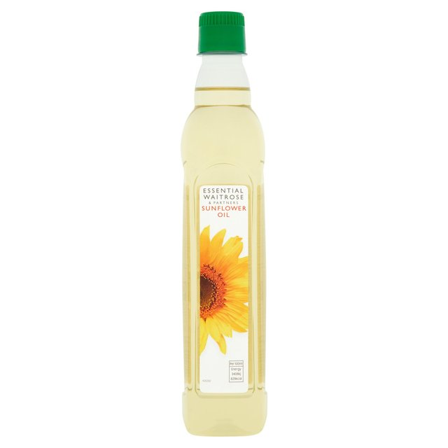Sunflower Oil essential Waitrose