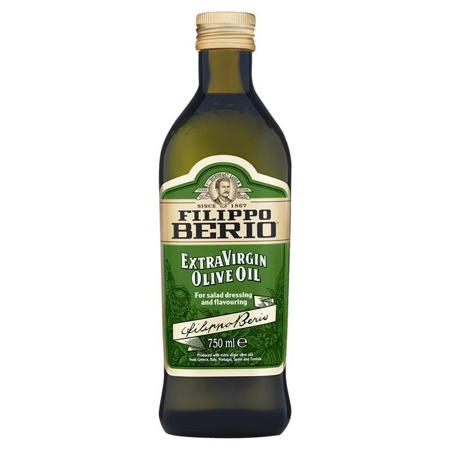 Filippo Berio Extra Virgin Olive Oil Glass Bottle