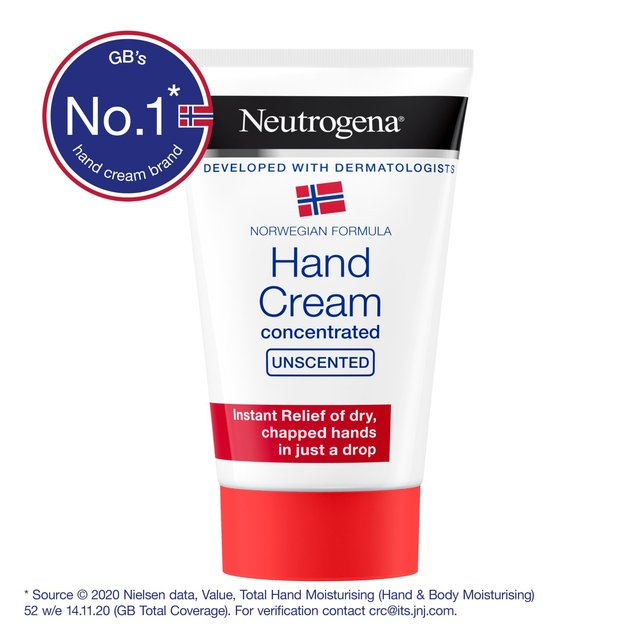 Neutrogena Unscented Hand Cream