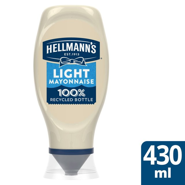Hellmann's Light Squeezy Mayonnaise
