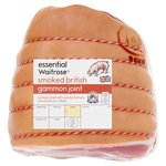 Essential Waitrose British Gammon Joint Smoked