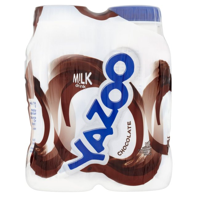 Yazoo Chocolate Flavour Milk Drinks