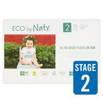 Eco by Naty Nappies Size 2