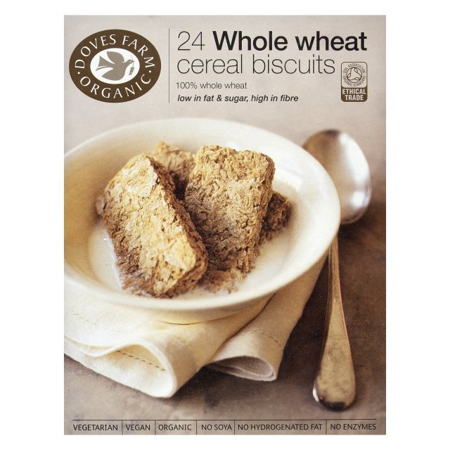 Doves Farm Organic Cereal Biscuits