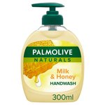 Palmolive Naturals Milk & Honey Liquid Handwash