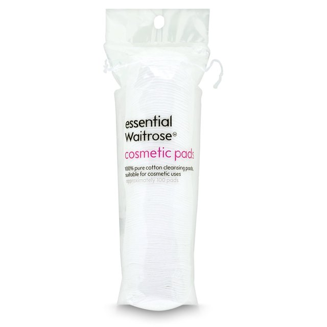 Essential Waitrose Cosmetic Pads