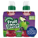 Robinsons Fruit Shoot Apple & Blackcurrant No Added Sugar