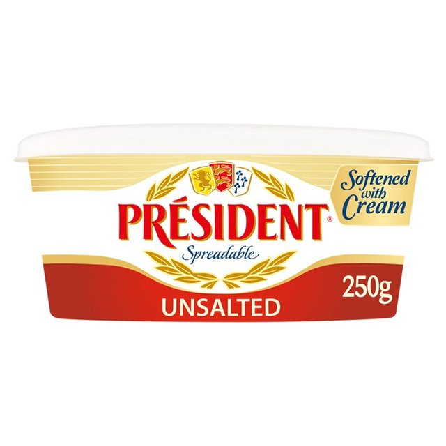 President Unsalted Spreadable