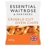 Essential Waitrose Frozen Crinkle Cut Oven Chips