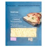 Waitrose Grated Mozzarella