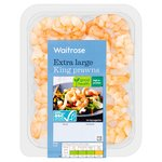 Waitrose Extra Large King Prawns