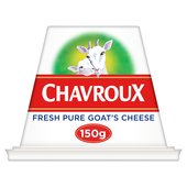 Chavroux Mild Soft Goats Cheese
