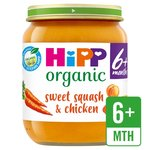 HiPP Organic Sweet Squash & Chicken
