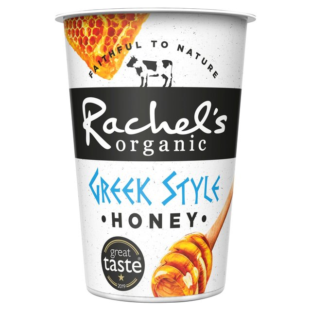 Rachel's Organic Greek Style Honey Yogurt