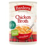 Baxters Favourites Chicken Broth Soup