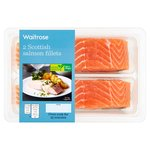 Waitrose 2 Scottish Salmon Fillets