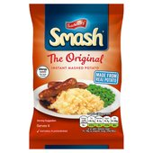Smash Original Instant Mashed Potato