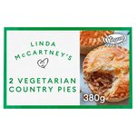 Linda McCartney 2 Frozen Country Pies Deep Fill