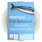 Waitrose Smoked Mackerel Pate