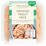 Waitrose Smoked Trout Pate
