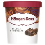 Häagen-Dazs Belgian Chocolate Ice Cream