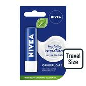 Nivea Essential Lip Care at Ocado